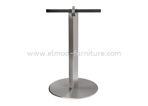 TBST102SQ Stainless Steel Round Plate Table Base Table Selangor, Kuala Lumpur (KL), Puchong, Malaysia Supplier, Suppliers, Supply, Supplies | Elmod Online Sdn Bhd