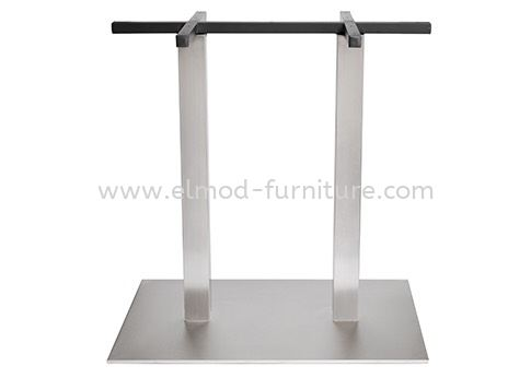 TBST1260 Stainless Steel Base For Rectangular Table Table Base Table Selangor, Kuala Lumpur (KL), Puchong, Malaysia Supplier, Suppliers, Supply, Supplies | Elmod Online Sdn Bhd