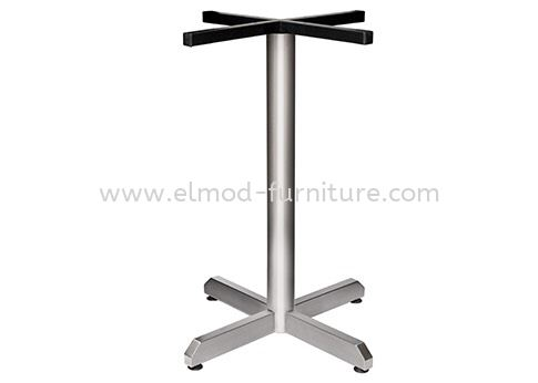 TBST07 Stainless Steel Cross Base Table Base Table Selangor, Kuala Lumpur (KL), Puchong, Malaysia Supplier, Suppliers, Supply, Supplies | Elmod Online Sdn Bhd