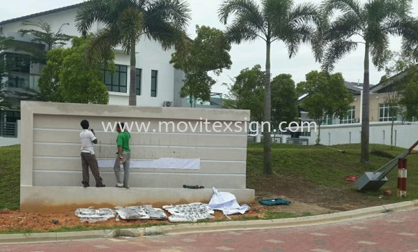 desmental n reinstall and claning signboard  Installation / Dismantle and Washing Services Johor Bahru (JB), Johor, Malaysia. Design, Supplier, Manufacturers, Suppliers | M-Movitexsign Advertising Art & Print Sdn Bhd