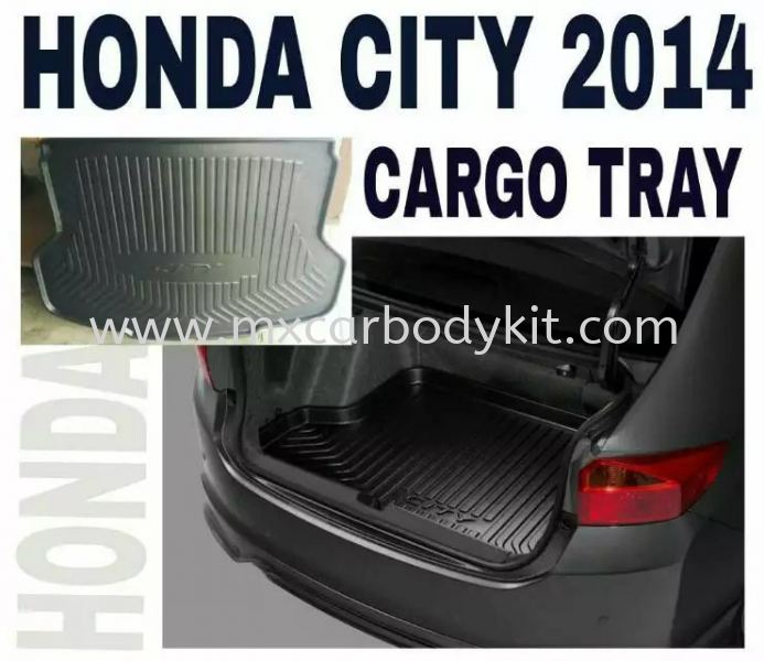HONDA CITY 2014 CARGO TRAY  BOOTH TRAY / CARGO TRAY ACCESSORIES AND AUTO PARTS Johor, Malaysia, Johor Bahru (JB), Masai. Supplier, Suppliers, Supply, Supplies | MX Car Body Kit