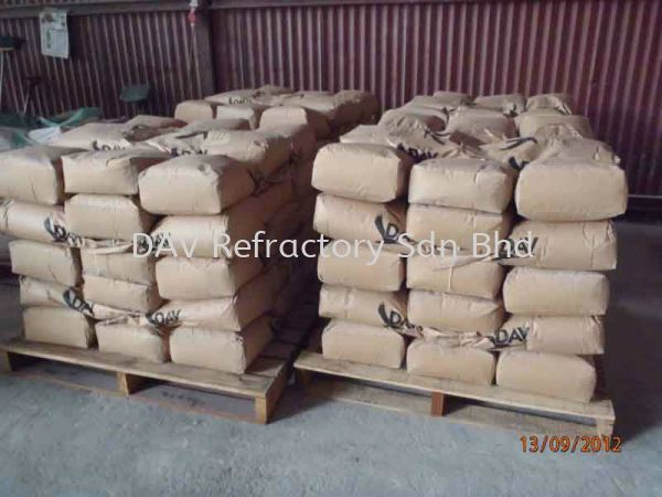 Low Cement Castable Castable Selangor, Kuala Lumpur (KL), Malaysia, Klang Supplier, Suppliers, Supply, Supplies | DAV Refractory Sdn Bhd