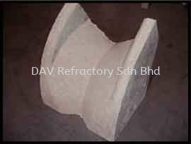 Precast Shape Precast Block Selangor, Kuala Lumpur (KL), Malaysia, Klang Supplier, Suppliers, Supply, Supplies | DAV Refractory Sdn Bhd