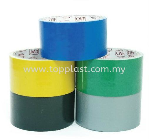 CWF 0445 Tape Penang, Malaysia Supplier, Suppliers, Supply, Supplies | Top Plast Enterprise