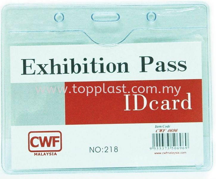CWF0696 ID Card Penang, Malaysia Supplier, Suppliers, Supply, Supplies | Top Plast Enterprise