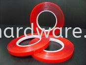 Acrylic Double Sided Tape Clear Tapes Packaging Tools Johor Bahru (JB), Malaysia, Tampoi Supplier, Suppliers, Supply, Supplies | Tampoi Hardware Sdn Bhd