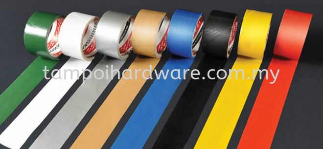 Cloth Tape  Tapes Packaging Tools Johor Bahru (JB), Malaysia, Tampoi Supplier, Suppliers, Supply, Supplies | Tampoi Hardware Sdn Bhd