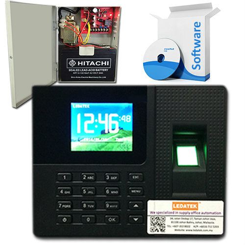 [Premium Plus] LEDATEK K-8 Fingerprint Time Attendance Machine	 Advance Fingerprint Time Attendance System with Software Johor Bahru, JB, Johor, Malaysia. Supplier, Suppliers, Supplies, Supply | LEDA Technology Enterprise