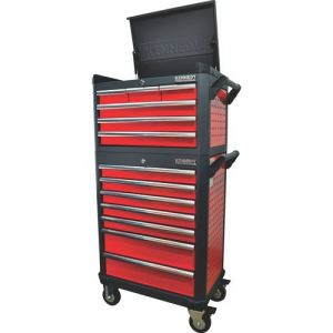 "KENNEDY 2016 NEW RED-28"" 6 DRAWER PROFESSIONAL TOP CHEST"