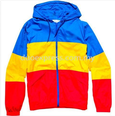 Jacket Windbreaker 011