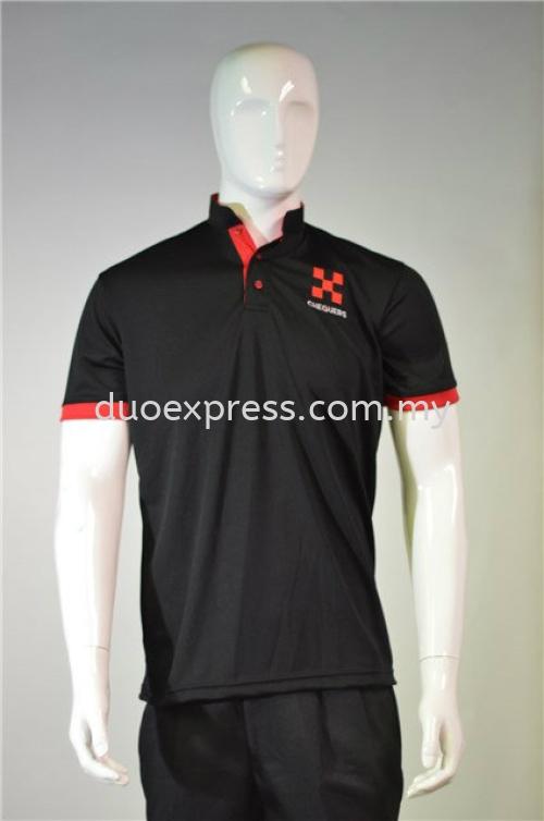 Collar T-Shirt 018