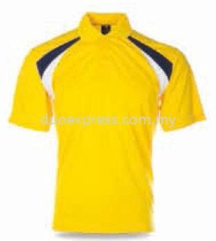 Collar T-Shirt 035