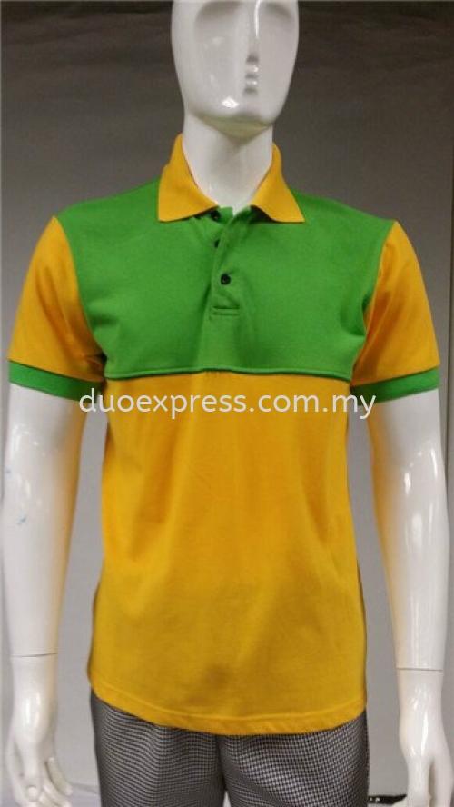 Collar T-Shirt 024