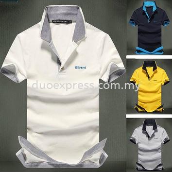 Collar T-Shirt 033