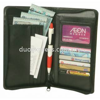 PU Travelling Organizer with Zip