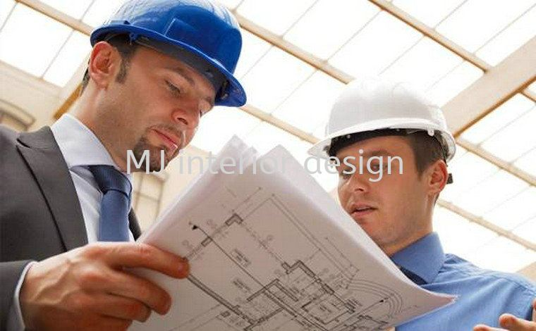 Site inspection / coordination Interior Design and Consultation Penang, Gelugor, Malaysia Service, Design, Renovation | MJ Interior Design & Renovation