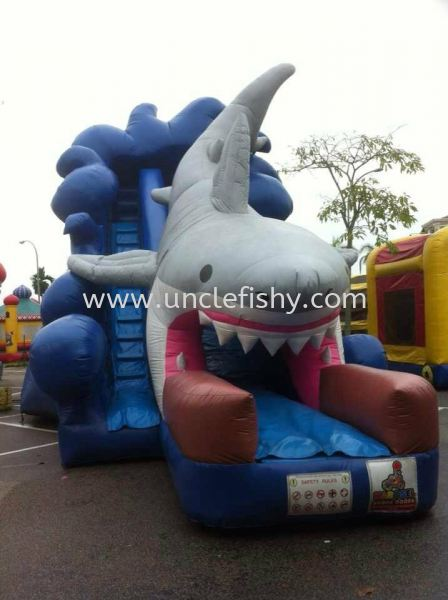Inflatable Inflatable Singapore, Johor Bahru (JB) Magician, Entertainer, Planner, Comedian | Uncle Fishy Entertainment