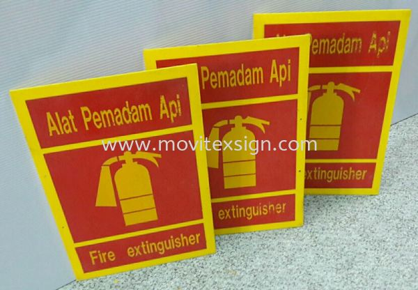 fire Extinguisher sign/Alan Pemadam Api size 16 x24 both side 3M reflextive for sale see>next (click for more detail) Second hand signboard / Budget Signage or Trade -in old signboard Johor Bahru (JB), Johor, Malaysia. Design, Supplier, Manufacturers, Suppliers | M-Movitexsign Advertising Art & Print Sdn Bhd