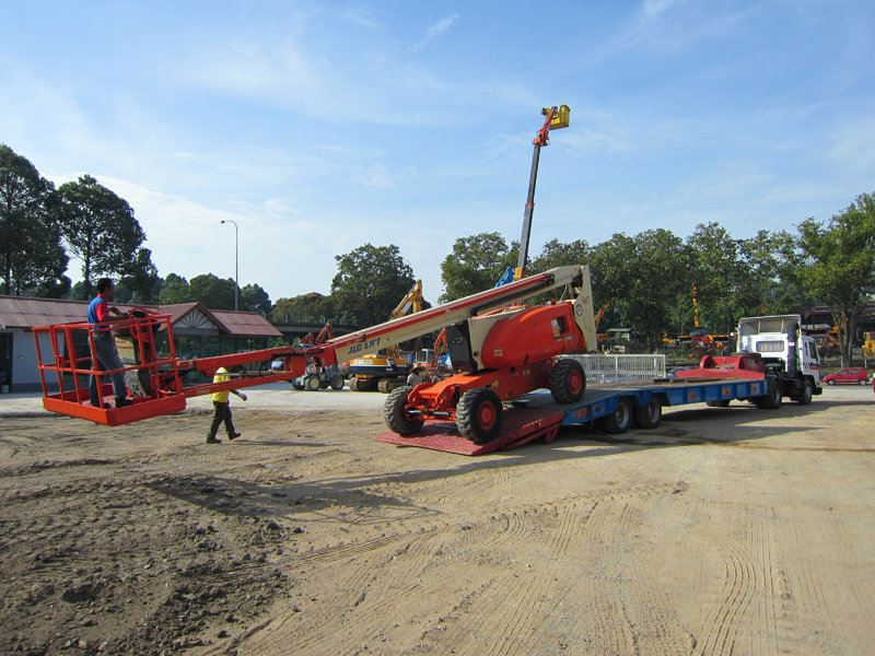 Boomlift Kuala Lumpur (KL), Selangor, Malaysia, Setapak, Johor Bahru (JB) Rental, Supplier, Supply, Supplies | Kran World Sdn Bhd