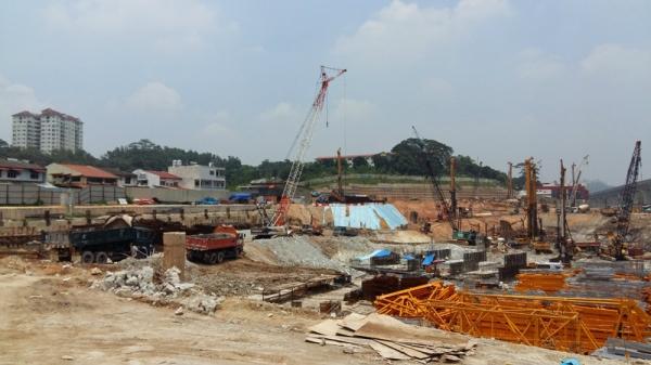 55 Ton Crawler Crane Crawler Crane Kuala Lumpur (KL), Selangor, Malaysia, Setapak, Johor Bahru (JB) Rental, Supplier, Supply, Supplies | Kran World Sdn Bhd