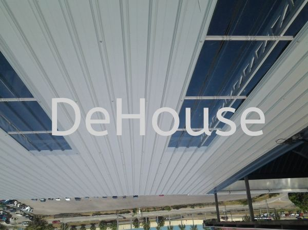 Roofing Awning Penang, Pulau Pinang, Butterworth, Malaysia Service, Supplier, Supply | De House Design & Furnishing