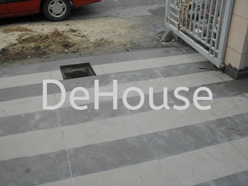 Floor / Wall Tiles Works Penang, Pulau Pinang, Butterworth, Malaysia Service, Supplier, Supply | De House Design & Furnishing