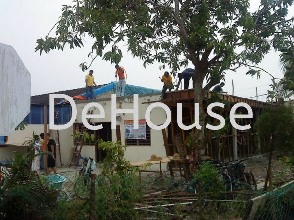 Construction Rebuild Penang, Pulau Pinang, Butterworth, Malaysia Service, Supplier, Supply | De House Design & Furnishing