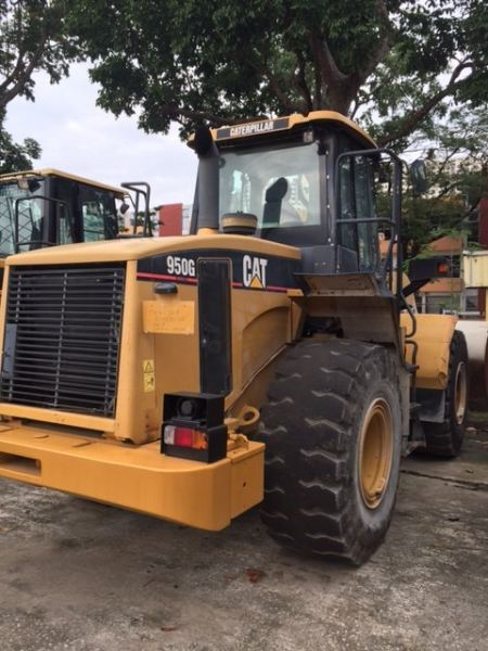 USED WHEEL LOADER CAP.950G FOR SALE Wheel Loader Sale Singapore, Malaysia, Johor, Pekan Nanas Supplier, Supply, Supplies, Rental | Schmetterling Rental Sdn Bhd