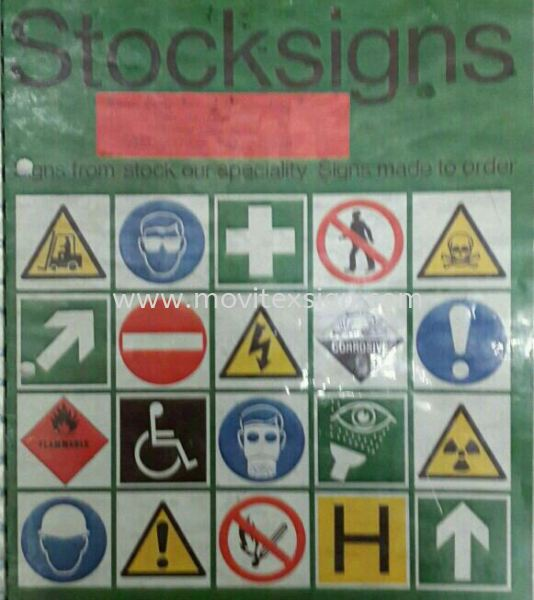 general sign colour n design  Label Jb or sticker sign or adhesive Safety label safety sign sample Johor Bahru (JB), Johor, Malaysia. Design, Supplier, Manufacturers, Suppliers | M-Movitexsign Advertising Art & Print Sdn Bhd