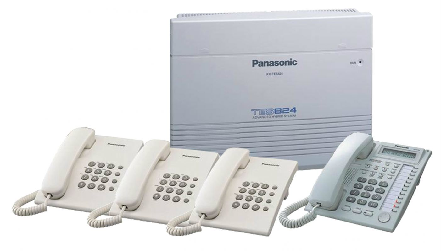 TES 824- Keyphone Package A
