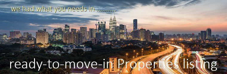 Property (Landed, Condominium, Shop / Office, Warehouse / Factory) Property-Ready to Move In Selangor, Malaysia, Kuala Lumpur (KL) Consultant, Agent, Agency | Nielky Group