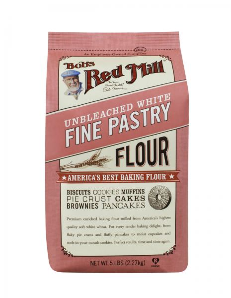Unbleached White Fine Pastry Flour Flours, Protein and Others Bobs Red Mill Malaysia, Selangor, Kuala Lumpur (KL) Distributor, Wholesaler, Supplier, Supply | Ballun Distribution (M) Sdn Bhd