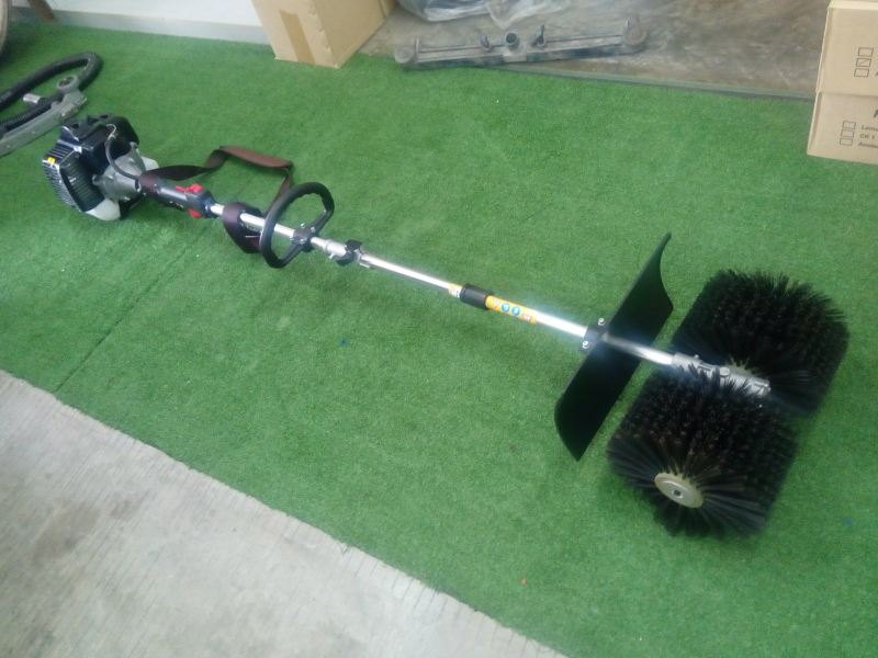 Mechanical Broom with Engine Road Sweeper Floor Cleaning / Maintenance Johor Bahru (JB), Johor, Malaysia, Johor Jaya Supplier, Supply, Rental, Repair | AS Cleaning Equipment