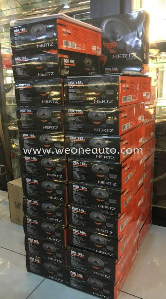 Hertz Speaker  NEW ARRIVAL Johor Bahru (JB), Johor, Malaysia Supplier, Suppliers, Supply, Supplies | We One Auto Station Sdn Bhd