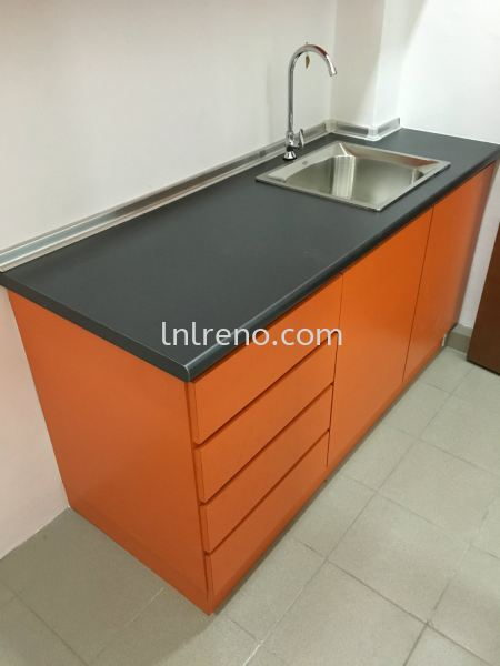 We are specialist in Pantry cabinet (FREE QUOTATION) Office Cabinet Petaling Jaya (PJ), Selangor, Kuala Lumpur (KL), Malaysia. Design, Renovation, Decoration | LNL Reno Enterprise