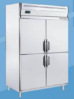 Upright Chillers Upright Chillers/Freezers Refrigeration Penang, Malaysia Supplier, Suppliers, Supply, Supplies | Meika Stainless Steel Equipments
