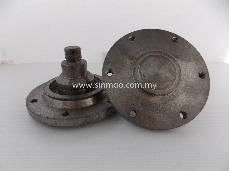 STUB AXLE (6309 SHAFT) Shaft Rotavator Parts Selangor, Kuala Lumpur (KL), Malaysia, Sekinchan Supplier, Suppliers, Supply, Supplies   Sin Mao Engineering Sdn Bhd