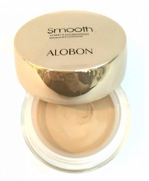 ALOBON Smooth Perfect Mousse & Foundation (02) Face Cosmetics  Selangor, Kuala Lumpur (KL), Puchong, Malaysia Supplier, Suppliers, Supply, Supplies | Yona Fashion & Design Sdn Bhd