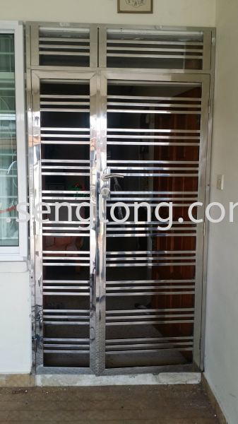 ~A~ YN Door N  (98) Door Yon Nyap Enterprise / Yon Nyap Steel Works Sdn Bhd Johor, JB, Ulu Tiram  | Seng Long Trading Sdn Bhd