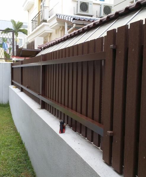 Fencing Filter Cover/Deck/Fence Johor Bahru (JB), Malaysia Supply Supplier Suppliers | Kohaku Koi House Sdn Bhd