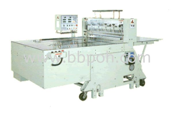 JS-3542 DIC Die Cutting  Material Cutting Machine  Penang, Malaysia Supplier, Supply, Supplies, Distributor | Zhuo Yue Resources Sdn Bhd