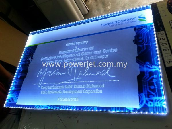 LED Signage ( Grand Opening ) LED Signage Puchong, Selangor, Malaysia Supply, Design, Installation | Power Jet Solution Sdn Bhd