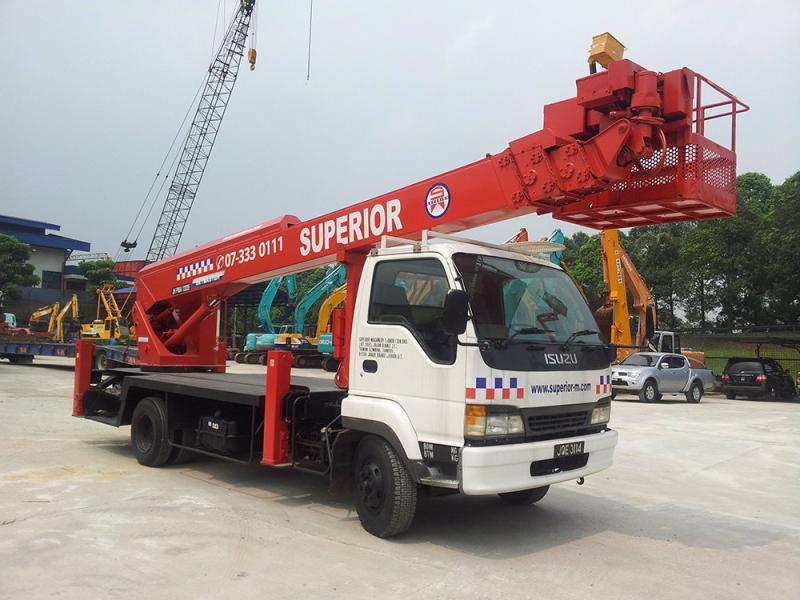 Skylift Kuala Lumpur (KL), Selangor, Malaysia, Setapak, Johor Bahru (JB) Rental, Supplier, Supply, Supplies | Kran World Sdn Bhd
