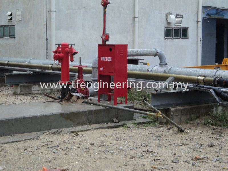 Fire Fighting Line -TJN 4 Johor Bahru (JB), Malaysia, Selangor, Kuala Lumpur (KL), Shah Alam Supplier, Supply, Supplies, Service | TF Engineering Services Sdn Bhd