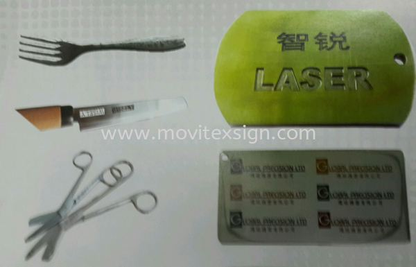 laser marking on brass /copper /chrome not many more  Laser Engraving Marking & Cut Johor Bahru (JB), Johor, Malaysia. Design, Supplier, Manufacturers, Suppliers | M-Movitexsign Advertising Art & Print Sdn Bhd