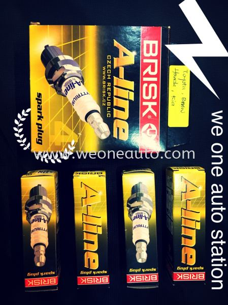 Brisk Spark Plug  Others Johor Bahru (JB), Johor, Malaysia Supplier, Suppliers, Supply, Supplies | We One Auto Station Sdn Bhd