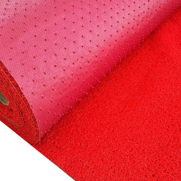 750 (Nail Backing One Tone Coilmat) - Red 750 (Nail Backing One Tone Coilmat) Car Mat Roll Malaysia, Penang Supplier, Suppliers, Supply, Supplies | YGGS World Sdn Bhd