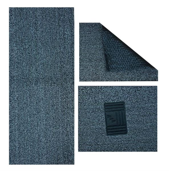 G2 - DIY Car Mat (Nail Backing) - Black Gray G2 DIY Car Mat (Nail Backing) Car Mat Universal Size Malaysia, Penang Supplier, Suppliers, Supply, Supplies | YGGS World Sdn Bhd