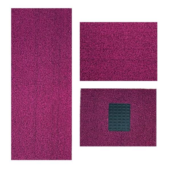 G2 - DIY Car Mat (Nail Backing) - Black Pink G2 DIY Car Mat (Nail Backing) Car Mat Universal Size Malaysia, Penang Supplier, Suppliers, Supply, Supplies | YGGS World Sdn Bhd