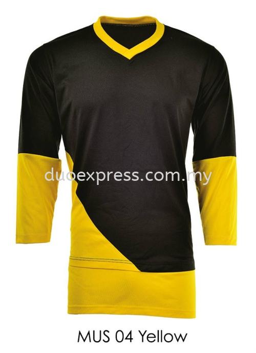 MUS 04 Yellow Muslimah